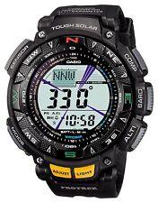 New Casio Wrist Watch Protrek Triple Sensor Tough Solar PRG-240-1JF for Mens F/S