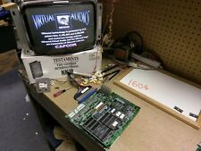 TECH ROMANCER - 1998 Capcom - Guaranteed Working COLLECTOR QUALITY JAMMA PCB