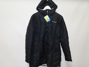 Columbia Women's Copper Crest Hooded Winter Jacket - SIZE XL QUILTED PUFFER COAT