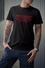 Stranger Things Logo Casual T-Shirt Inspired Design Tee Top S M L XL XXL XXXL