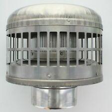 Reznor Cc21 Stainless Steel Vent Cap 4 Rz270617