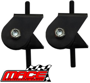 2 X MACE UNBREAKABLE ENGINE MOUNT FOR HOLDEN CALAIS VE VF SIDI LLT LFX 3.6 V6