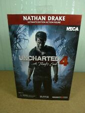 """Neca Ultimate NATHAN DRAKE UNCHARTED 4 A Thief's End 7"""" Action Figure BNIB PS4"""