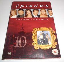 FRIENDS THE COMPLETE TENTH SERIES DVD SERIES SEASON 10
