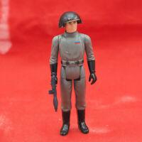 Vintage Star Wars Death Star Commander Action Figure w/ Blaster