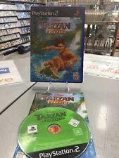 Disney's Tarzan Freeride Ita PS2 USATO GARANTITO