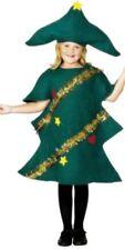Disfraces de niña de color principal verde, Navidad