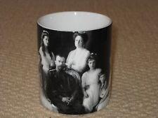 The House of Romanov Russian Royal Family MUG
