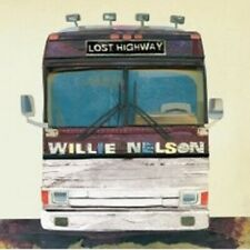 """WILLIE NELSON """"LOST HIGHWAY"""" CD COUNTRY NEW!"""