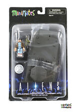 Aliens Minimates Deluxe Battle Damaged APC Armored Personnel Carrier with Ripley