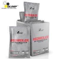 REDWEILER 210 Pre Workout Powder Anabolic Muscle Pump Arginine Creatine Caffeine