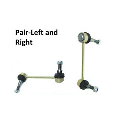 For Mercedes CL S 300 400 500 600 Class Pair Front Stabilizer Sway Bar Link NEW