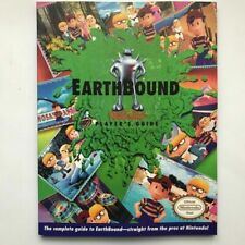Earthbound Strategy SNES Players manual book beginnings Guide