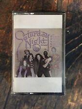 NBC's Saturday Night Live USA Cassette Tape Sealed New 1976 Akroyd Belushi
