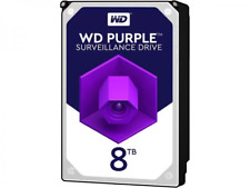WD Purple 8 TB Surveillance 7200 RPM SATA 3.5