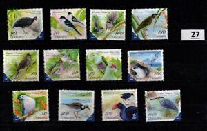 / VANUATU - MNH - BIRDS