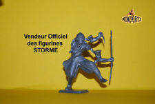Mokarex - STORME - Feodal - Sarrasin Saladin- 54 mm - Figurine Diorama
