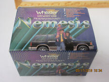 Brand New Nemesis Whistler Full Featured Auto Securtiy Alarm with 2 Remotes