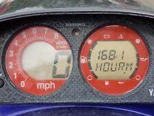 99 1999 YAMAHA GP800r GP 800r 00 01 mfd 1200r display speedometer 168 hours xl?