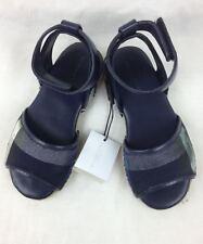 BURBERRY   Livvy Ankle Strap Sandals little kids