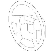 Genuine Ford Steering Wheel 7L3Z-3600-AB