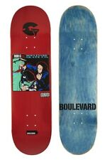 Blvd Skateboards Golden Era Rob G Skateboard Deck