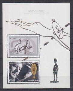 L466. Romania - MNH - Famous People - Actors