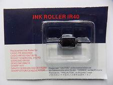 Farbrolle Gr. 744 IR40 schwarzdruck für Tischrechner