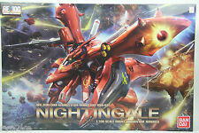 Bandai REBORN 1/100 RE/100 Nightingale Gundam Model