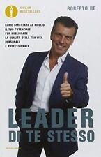 Leader di te stesso (roberto Re)   Mondadori