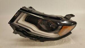 2017-2020 JEEP COMPASS HEADLIGHT DRIVER LEFT HID XENON LAMP LENS 17-20 OEM