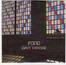 (EQ390) Pond, Giant Tortoise - DJ CD