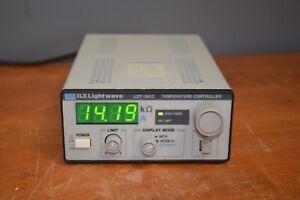 ILX Lightwave LDT-5412 Thermoelectric Temperature Controller