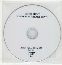 (EV120) Good Shoes, The Way My Heart Beats - 2010 DJ DVD