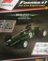 Formula 1 Panini Collection 100 BRM P57-1962 As Driven By Graham Hill