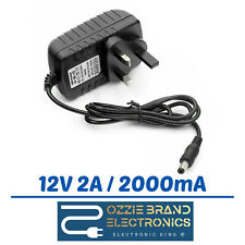 To Fit Western Digital WD5000H1U-00 External hard drive 12V Power Supply Adapter