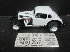# 28 Heral Jensen Coupe Modified 1/25th scale Die-Cast donor kit