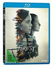 Into the Forest (Ellen Page, Evan Rachel Wood) Blu-ray Disc NEU + OVP!