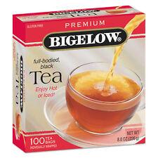 Bigelow Single Flavor Tea Premium Ceylon 100 Bags/Box 00351