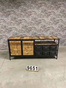 nr.9651 NEU Kommode industriell loft