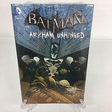 Batman Arkham City Unhinged Volume 4 #16-20 DC Comics HC Hard Cover New Sealed