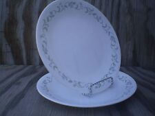 Corelle Dishes Country Cottage White Medium Luncheon Plates Set Of 2