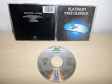 Mike Oldfield - Platinum (CDV 2141)          CD Album