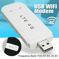 Wifi Hot Spot Mifi Internet Modem Unlock 4G LTE 3G USB Dongle Mobile Broadband