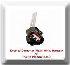 Connector of Throttle Position Sensor TPS TH405 Fits: Suzuki Aerio 05-07 2.3L