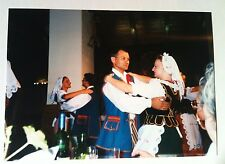 Vintage Photography PHOTO OLD WORLD GERMAN DANCERS WARSAW GERMANY DINNER DANCE