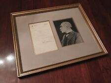 "Rudyard Kipling - Typed Letter Signed - Reflects on His Work ""The Jungle Book"""
