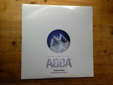 "ABBA Voulez-Vous 2012 RSD SEALED BLUE GLITTER Vinyl 12"" Single Record"