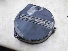 CAN AM 250 QUALIFIER BOMBARDIER Rotax Engine Stator Cover 1980 WD WD57