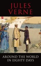 New, Around the World In Eighty Days (Transatlantic Classics), Jules Verne, Book